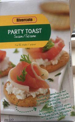 Party toast - Produit