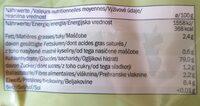 Gluten free noodles - penne - Nährwertangaben - de