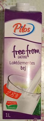 Laktózmentes tej, 2,8% - Produit - hu