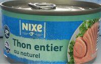 Thon Entier au naturel - Product - de