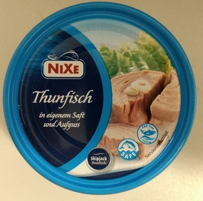 Thunfischfilets - im eigenen Saft - Product - de