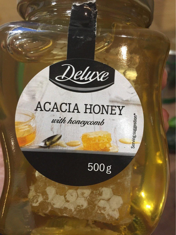Miel d'Acacia avec Rayon - Produit - fr