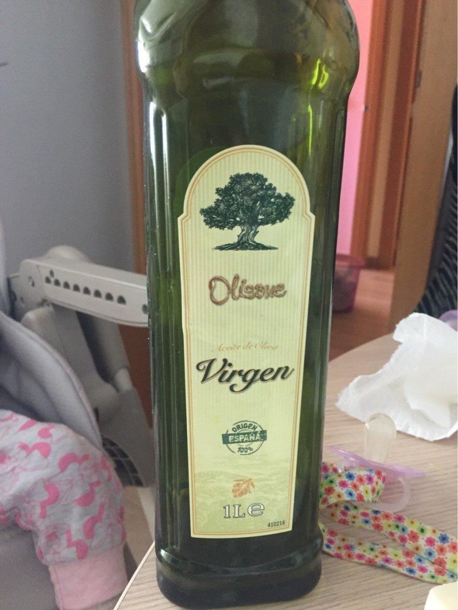 Aceite oliva virgen - Produit - fr