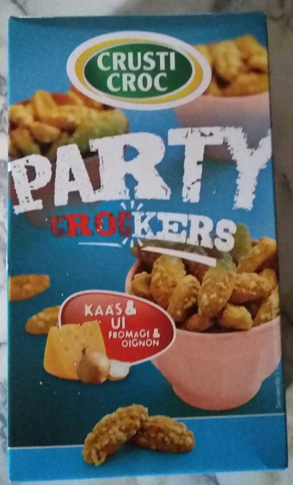 Party crockers - Product - fr