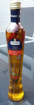 Olio e peperoncino - Produit