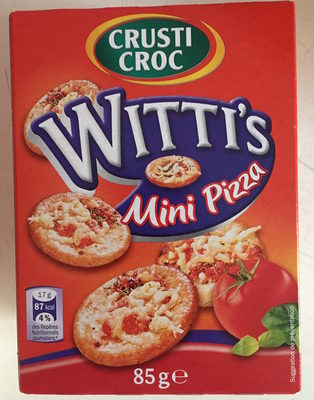 Mini pizza - Product