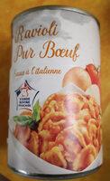 Raviolis pur bœuf - Produit - fr