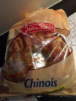 Chinois - Crème pâtissière - Produit
