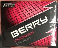 Chewing-gum stripes - Produit