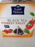 Black tea forest fruit - Producto - fr