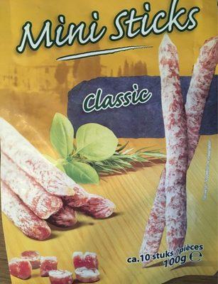 Mini Stick Classic Zakje 100 Gram (le Césarin) - Produit