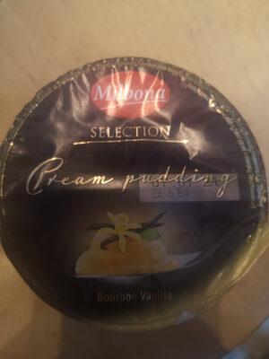 cream pudingo burbon vanilla - Produktas - lt