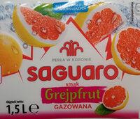 Napój gazowany o smaku grejpfrutowym. - Product - pl