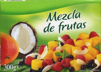 Mezcla de frutas congeladas - Product