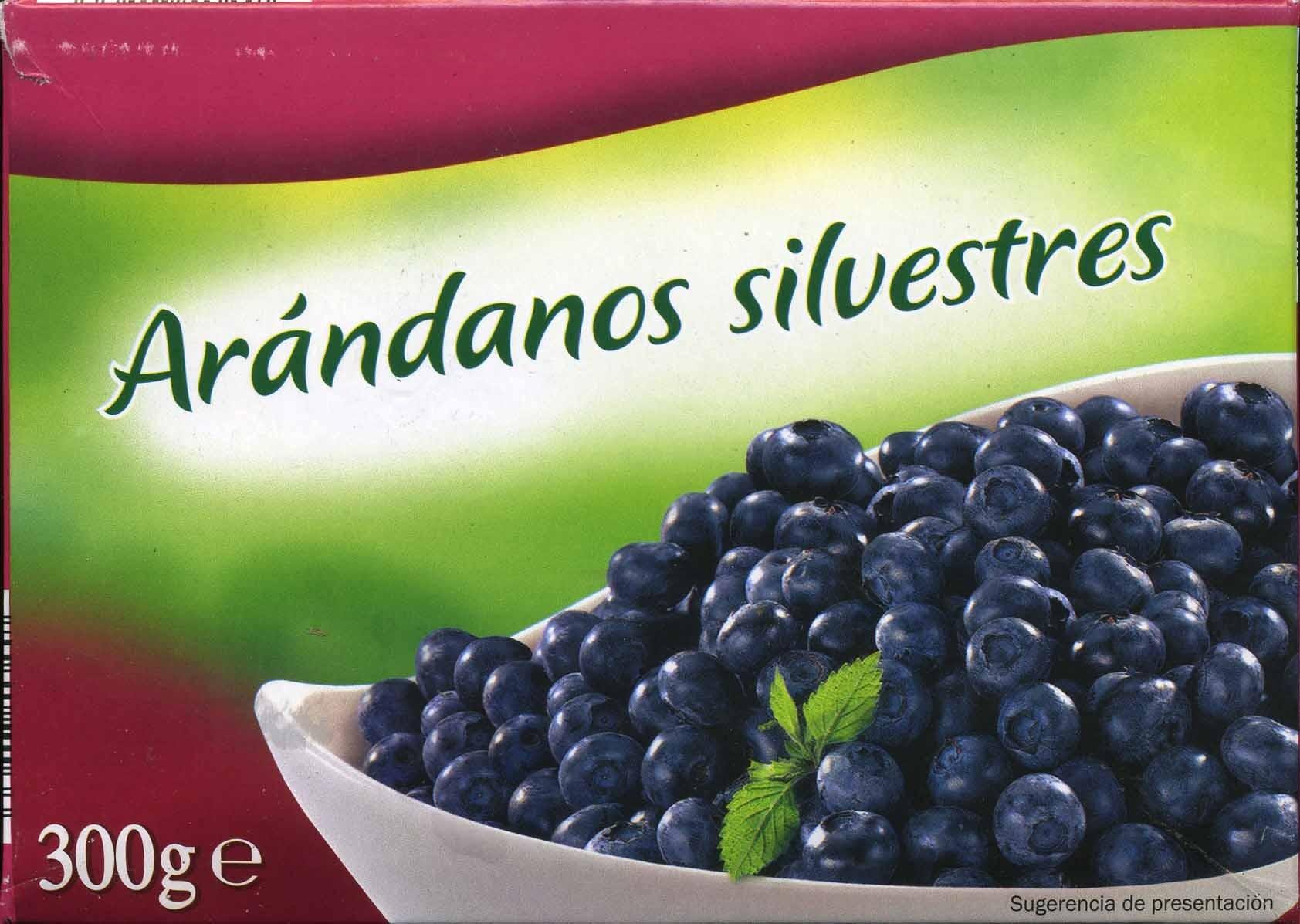 Blauwe bessen - Product