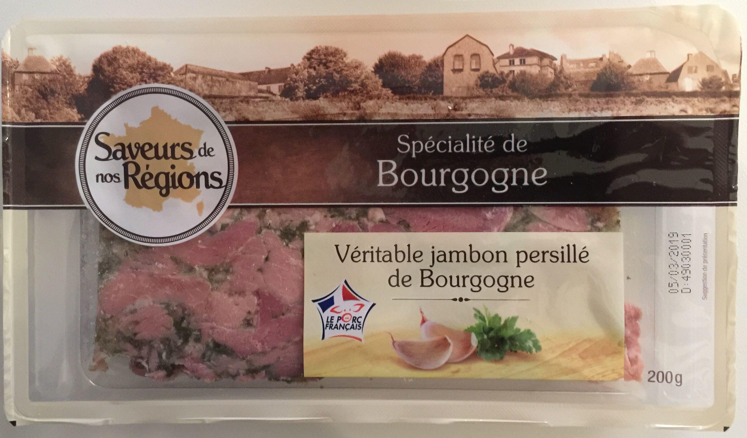 Véritable jambon persillé de Bourgogne - Product - fr