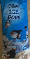 Ice pops - Product