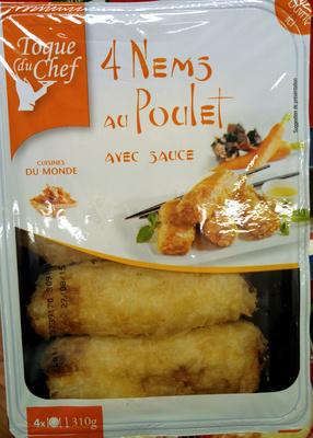 Nem poulet - Product - fr