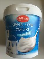 Greek style yoghurt - Producto
