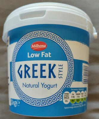 Low Fat Greek Style Natural Yoghurt - Product - en