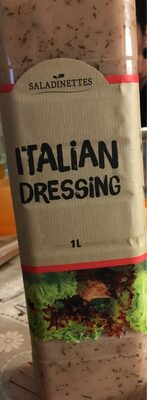 Italian dressing - Product - fr