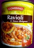 Ravioli in Sauce-Bolognese - Product
