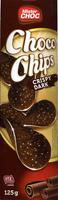Choco Chips Crispy Dark - Producto