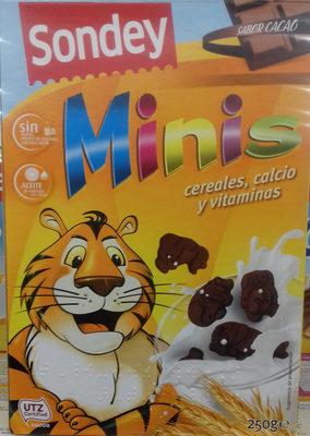 Galletas Minis - Producte - es