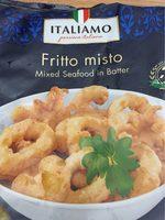 Frito Misto (mischung Aus Meeresfrüchten Frittiert. .. - Produit - fr