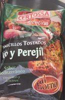 Panecillos Tostados Ajo y Perejil - Producto - fr