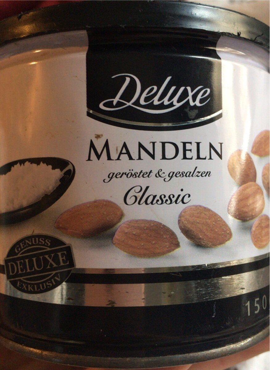 Geröstete Mandeln - Produit - de