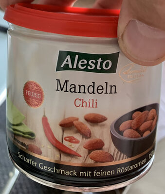 Mandeln Chili - Product