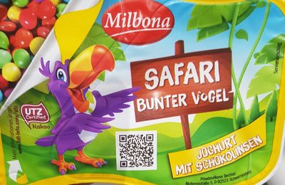Bunter Vogel - Product