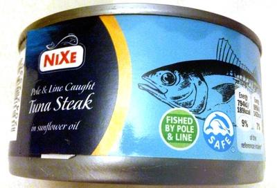 Tuna steak - Product - en
