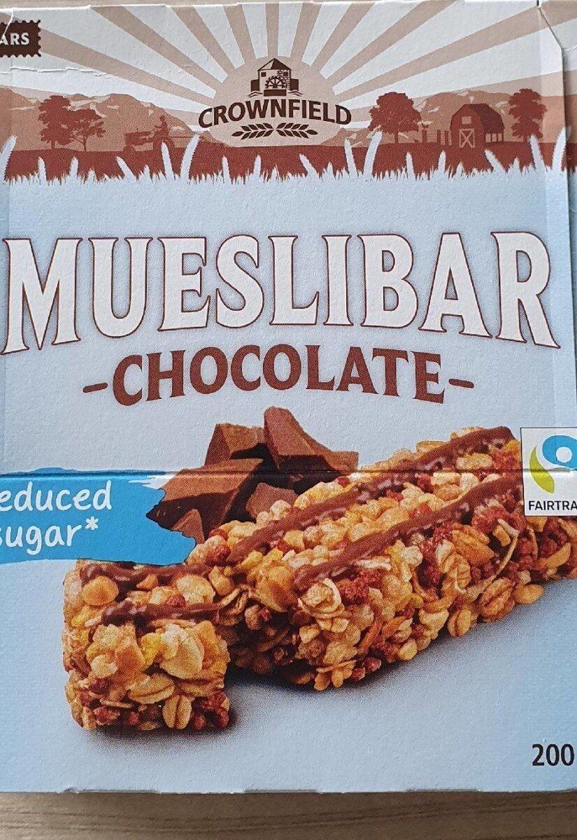 Barres de céréales Chocolat au lait - Product - fr