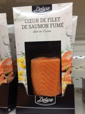 Kerst: Salmon Fillet Pak 150 Gram (deluxe) - Produit - fr