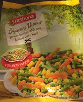 Légume vapeur - Produit - fr