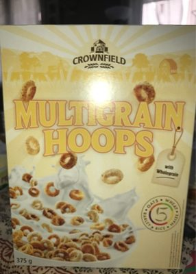 Multigrain Hoops - Product