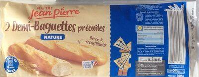 2 Demi-Baguettes - Prodotto - fr