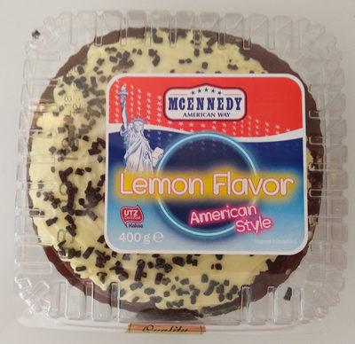 Lemon Flavor American Style - Produkt