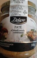 Paté di funghi porcini e melanzane - Product - it