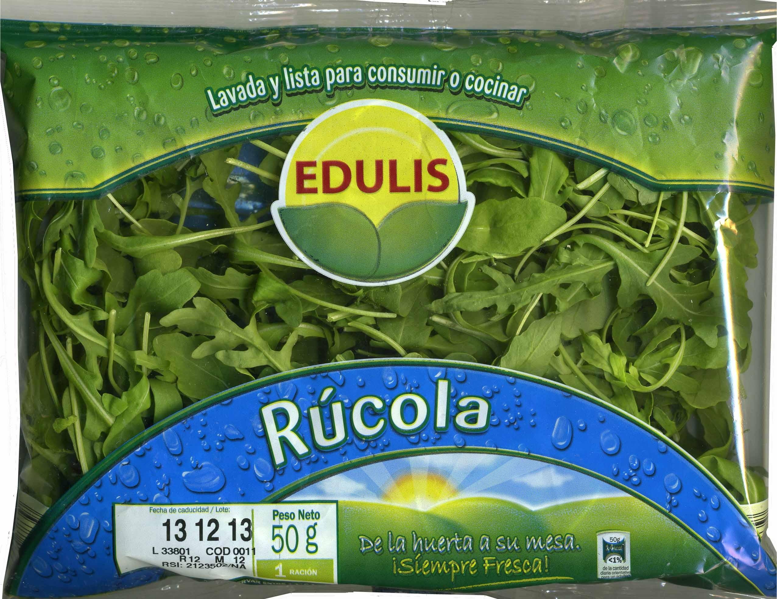 Rucula - Producto - es