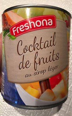 Fruchtcocktail gezuckert - Produit - fr