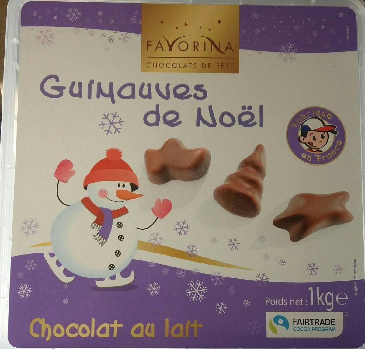 Guimauves de Noël - Product