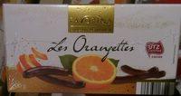 Les Orangettes - Produit - fr