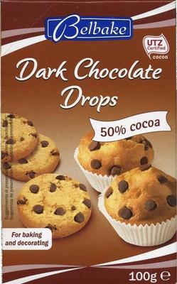 Dark Chocolate Drops - Product