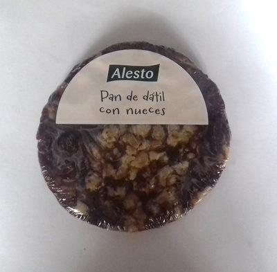 Pan de dátil con nueces - 2