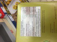 Studentenkoek - Ingredients