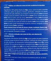 Mini Estrellas Captain Rondo - Ingredients - es