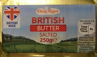 British Salted Butter - Product - en